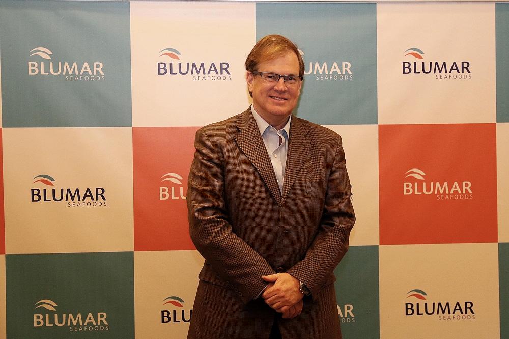 """Gerardo Balbontín, gerente general de Blumar Seafoods: """"Decidimos incorporar la sostenibilidad en el corazón de todos nuestros procesos"""""""