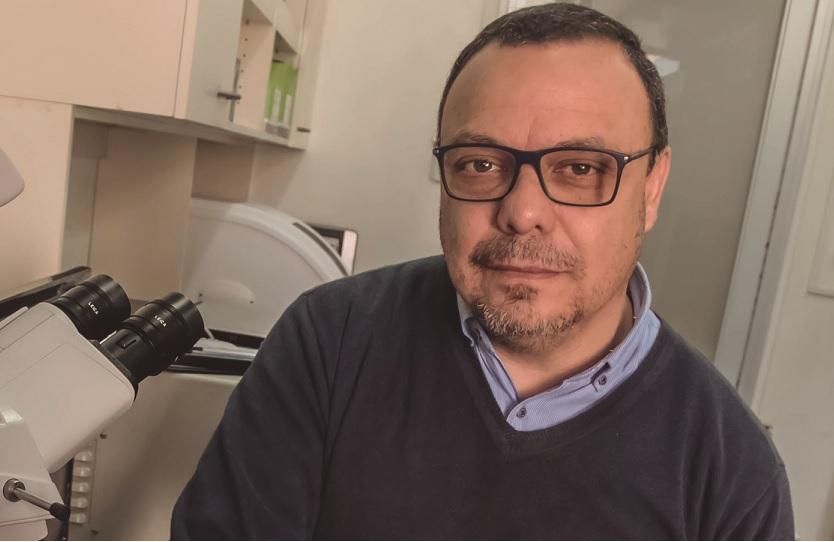Entrevista Dr. Alejandro Dinamarca, la tecnología que podría disminuir el uso de antibióticos en la industria salmonera