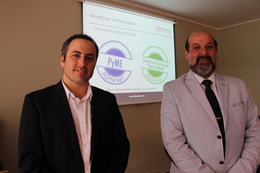 Cámara de Comercio de Puerto Montt y AQmarket abren el comercio electrónico a las pymes locales