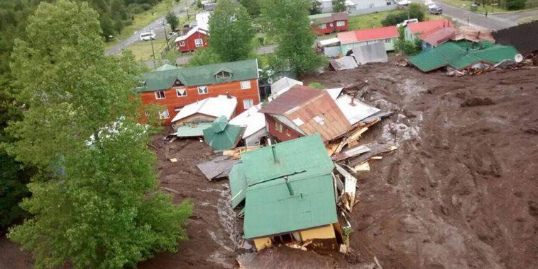 SalmonChile se une a la ayuda tras catástrofe en Villa Santa Lucia