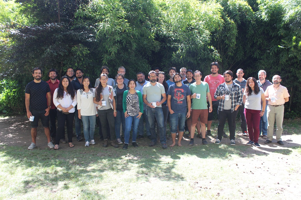 Con éxito concluye la 18° Austral Summer Institute del centro Copas Sur Austral y la UdeC