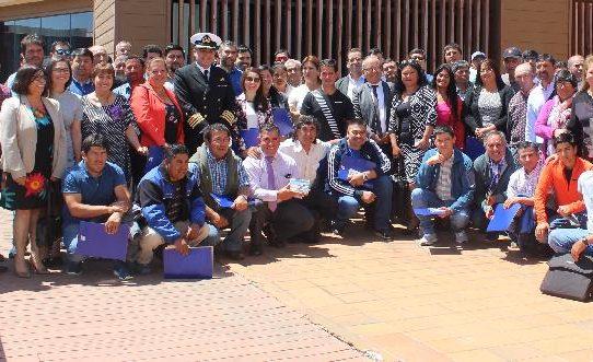 Ley de pesca, cambio climático y modernización del Sernapesca analizaron en seminario de Ferepa Biobío y Confepach