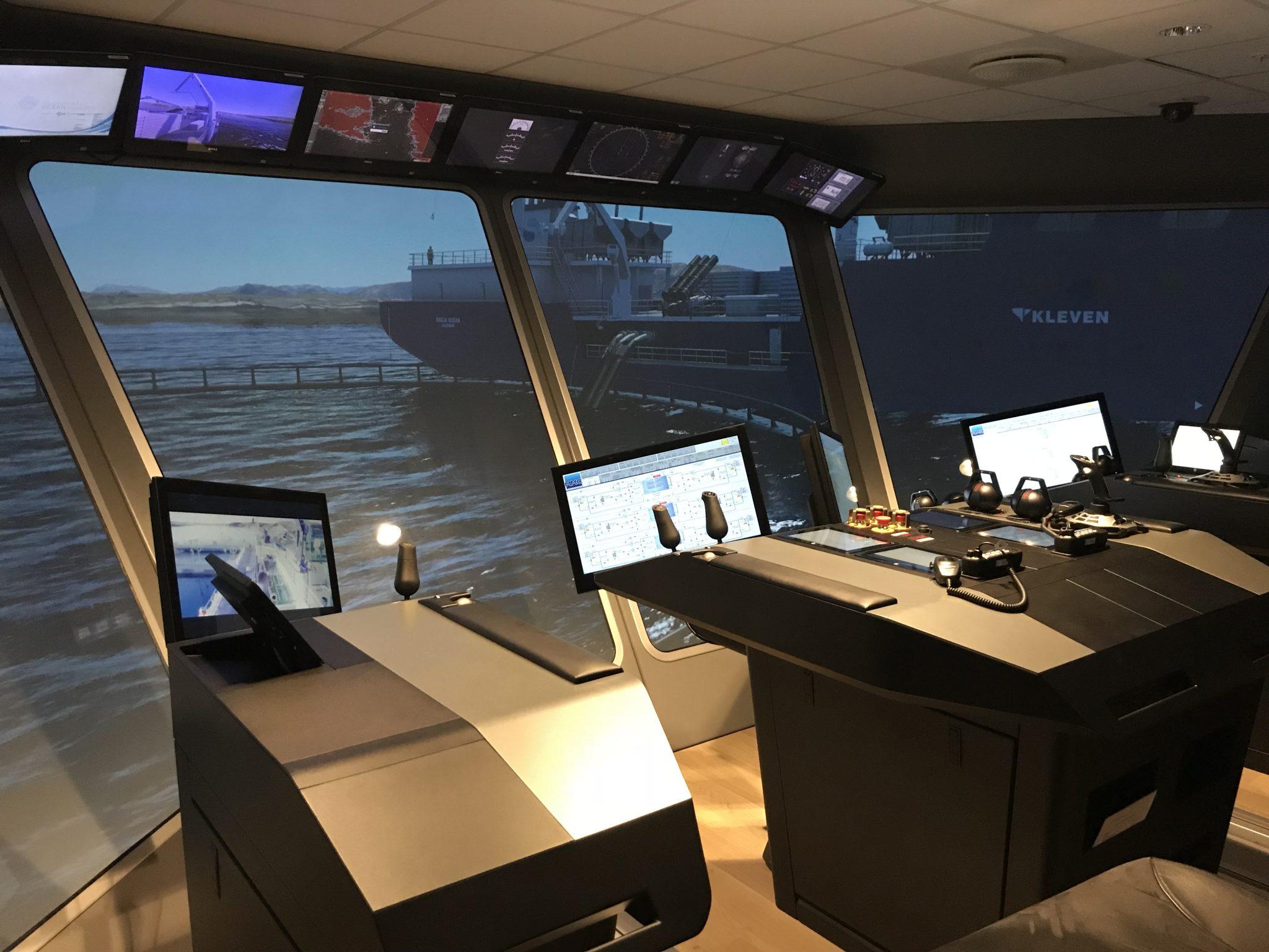 Noruega: Solvtrans inauguró el primer simulador de wellboats en el mundo