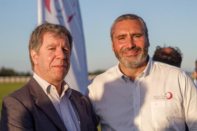 CEO de Nutreco y nueva directora de Skretting visitaron Chile para reunirse con clientes