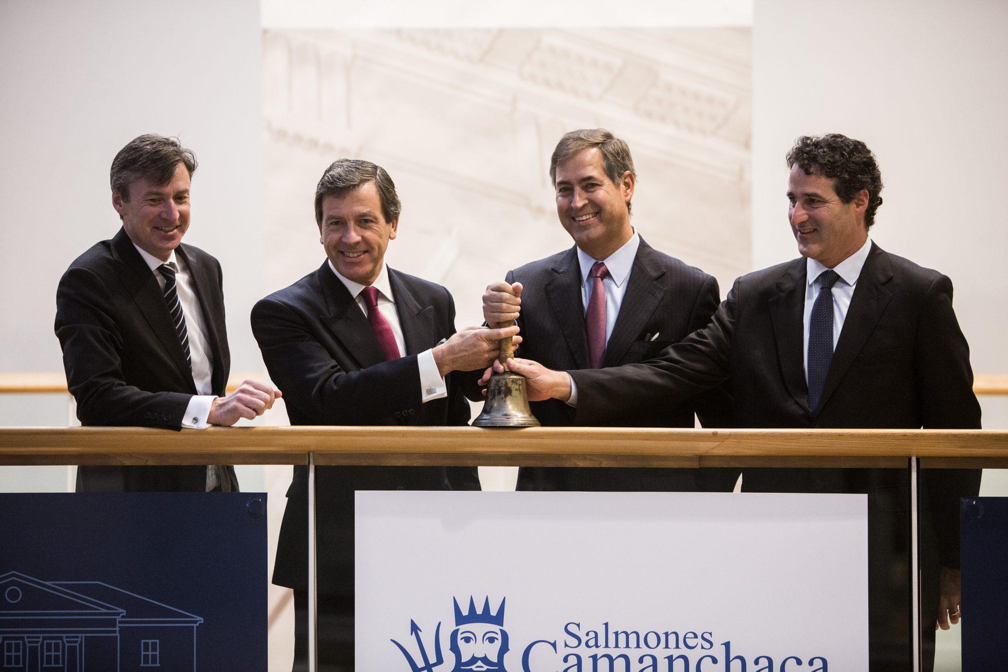Salmones Camanchaca concreta histórica apertura en Chile y Noruega