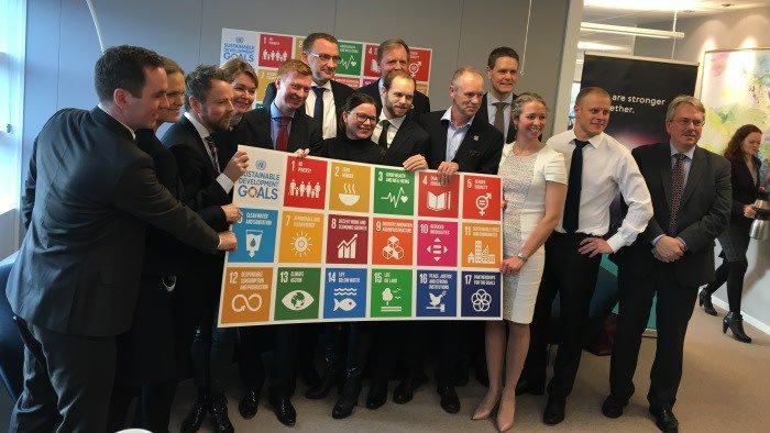 Cermaq presentó iniciativa de sustentabilidad oceánica de la ONU