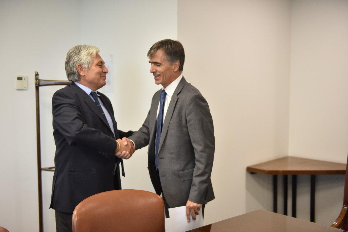 SalmonChile se reunió con ministro de Economía y subsecretario de Pesca y Acuicultura