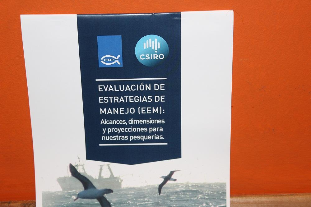 Seminario IFOP-Subpesca abordó alcances, dimensiones y proyecciones de las pesquerías en Chile