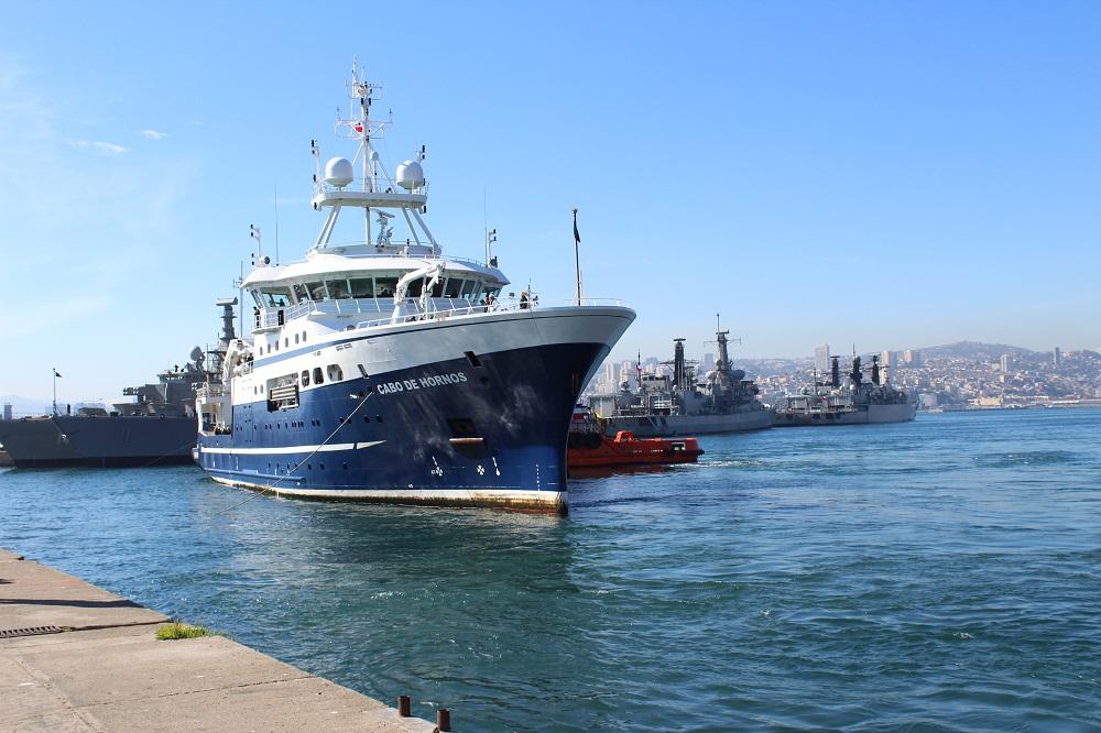 Dos buques utilizarán IFOP para cuantificar la biomasa de jurel