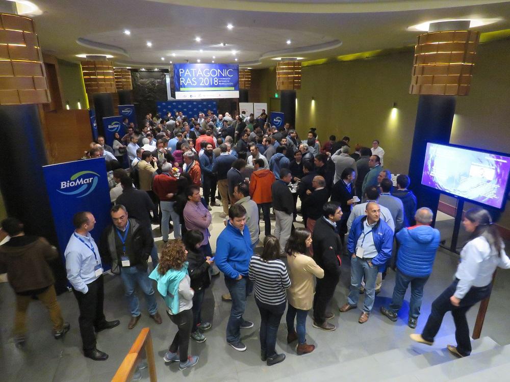 Expertos nacionales y extranjeros destacaron avances en recirculación durante Patagonic RAS de BioMar