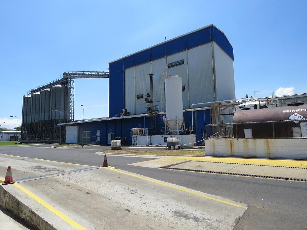 BioMar y su planta de producción de alimento para peces y camarones en Costa Rica