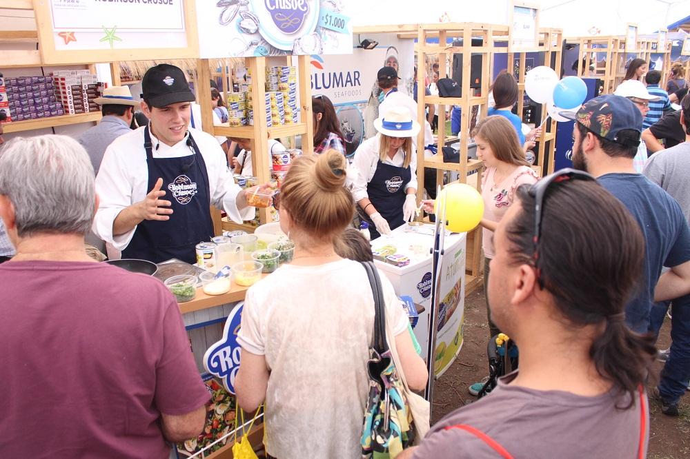 La Feria del Pescado vivió una exitosa segunda versión y congregó a más de 10.000 visitantes