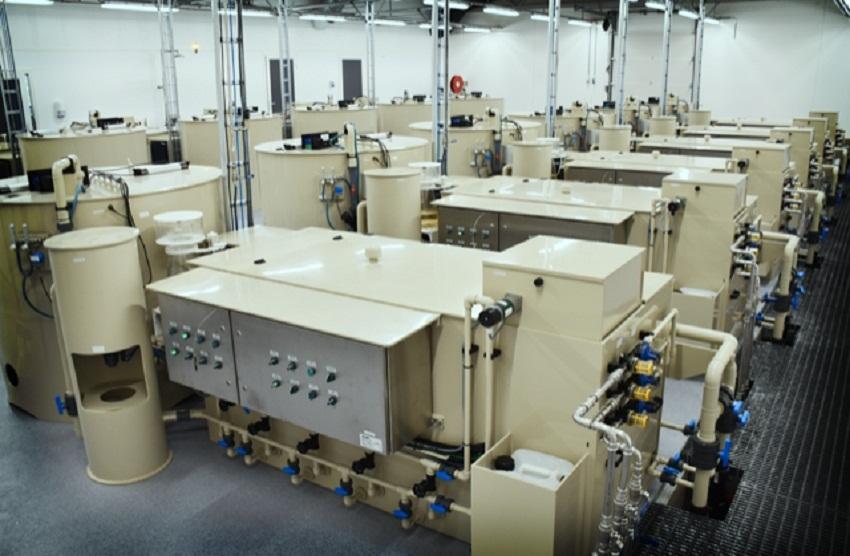 Centro experimental de Skretting ARC en Lerang incorporó sistema de recirculación avanzado