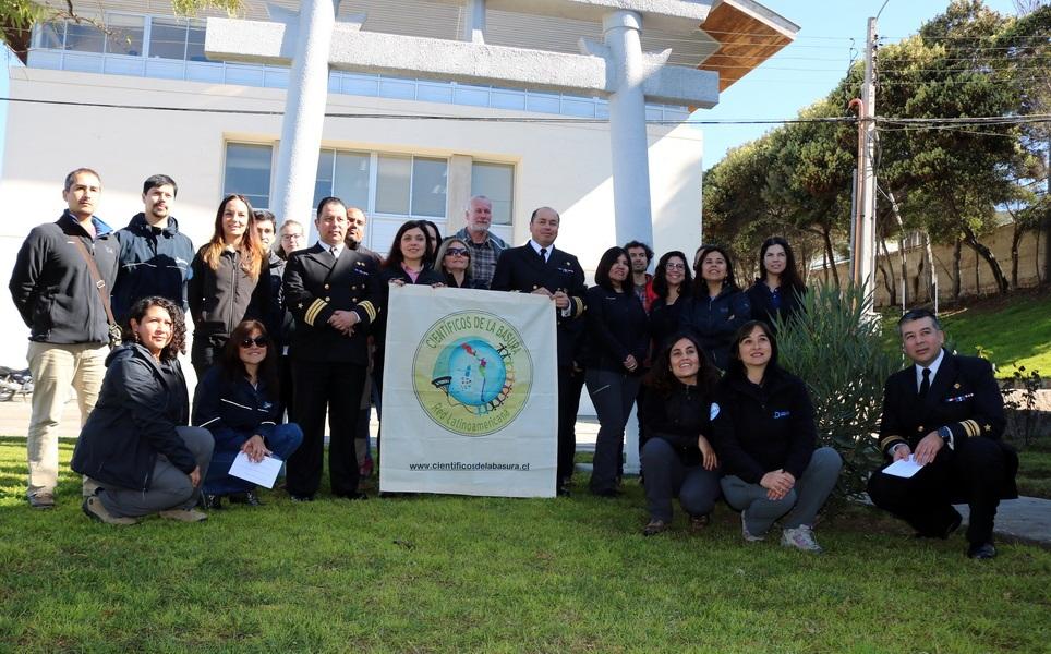 Buscan establecer metodología a nivel país para el monitoreo de la basura marina y los plásticos flotantes