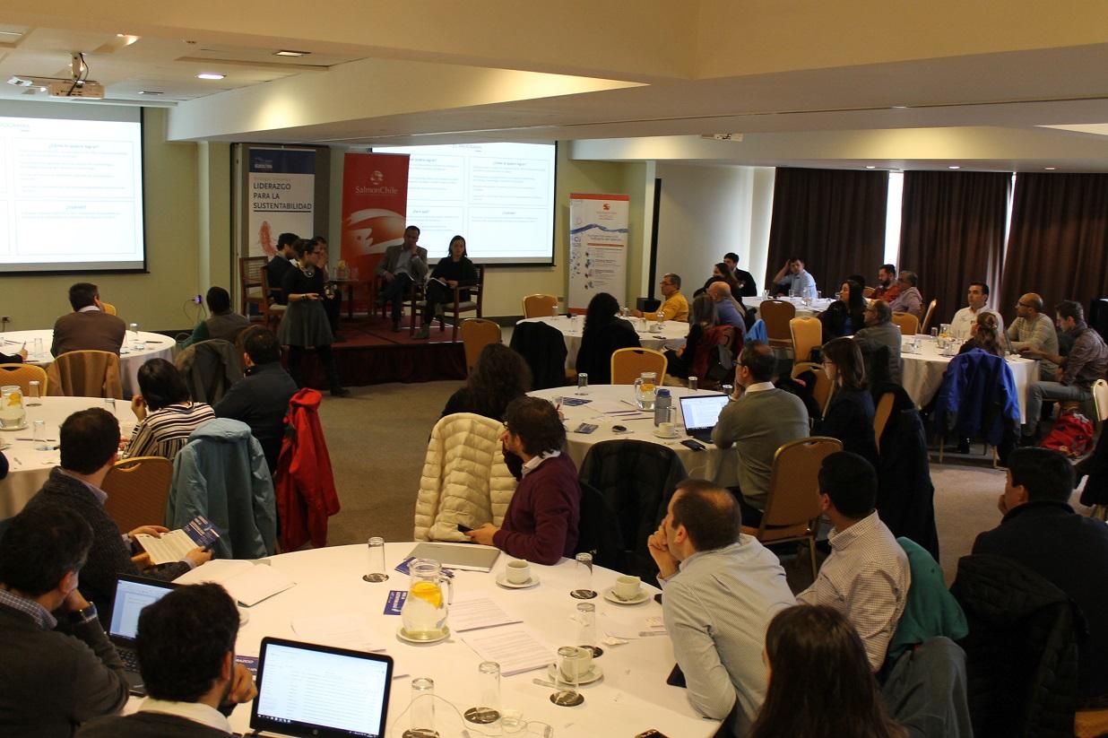 Exitoso workshop sobre sustentabilidad realizó Intesal