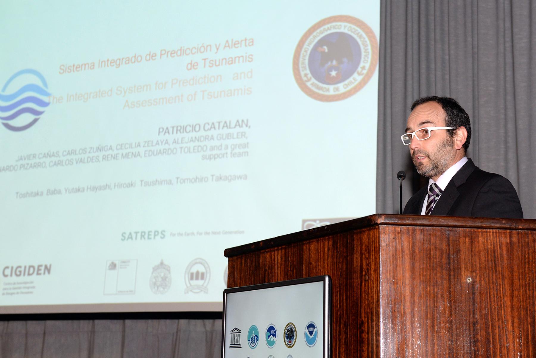 Investigadores de la USM finalizan junto al SHOA proyecto FONDEF para la detección de tsunamis