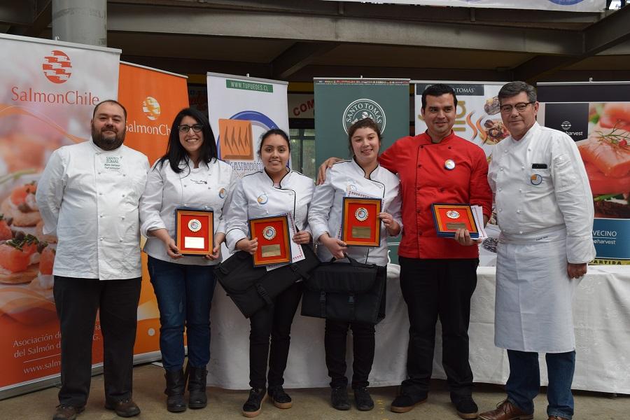 De Quemchi son los ganadores de nueva versión del Festival del Salmón y Mejillón Chileno
