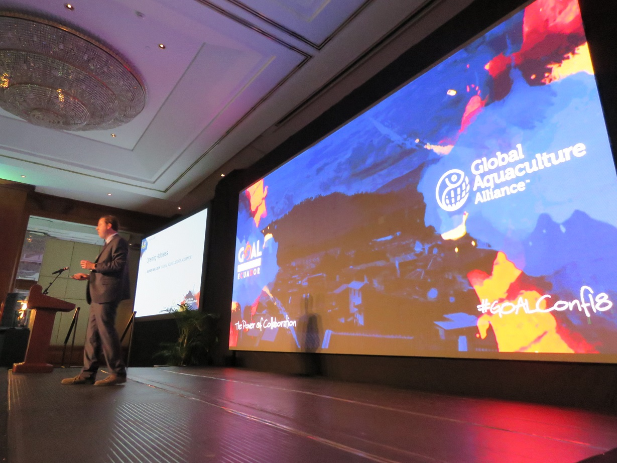 En Guayaquil, Ecuador:  Colaboración, transparencia y sustentabilidad fueron los principales temas de la Conferencia GOAL 2018