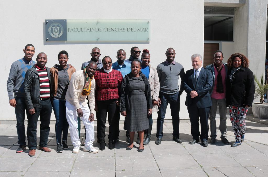 14 alumnos de Mozambique y Angola serán capacitados en curso internacional de acuicultura