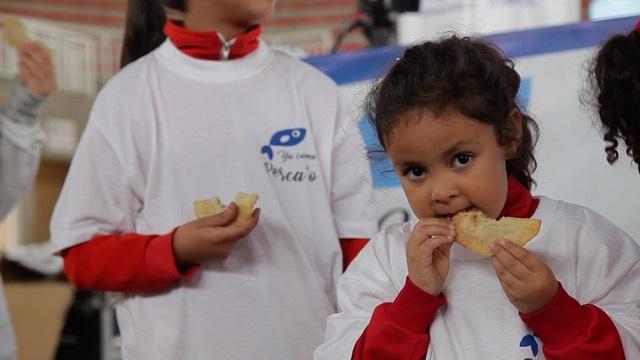 Destacan alto valor nutricional de pescados y mariscos chilenos