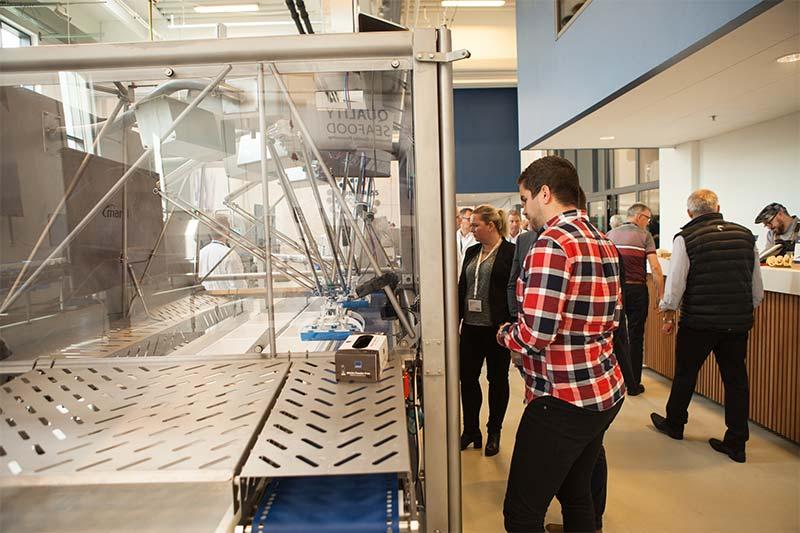 Marel expone últimas novedades en el procesamiento de pescado usando herramientas digitales