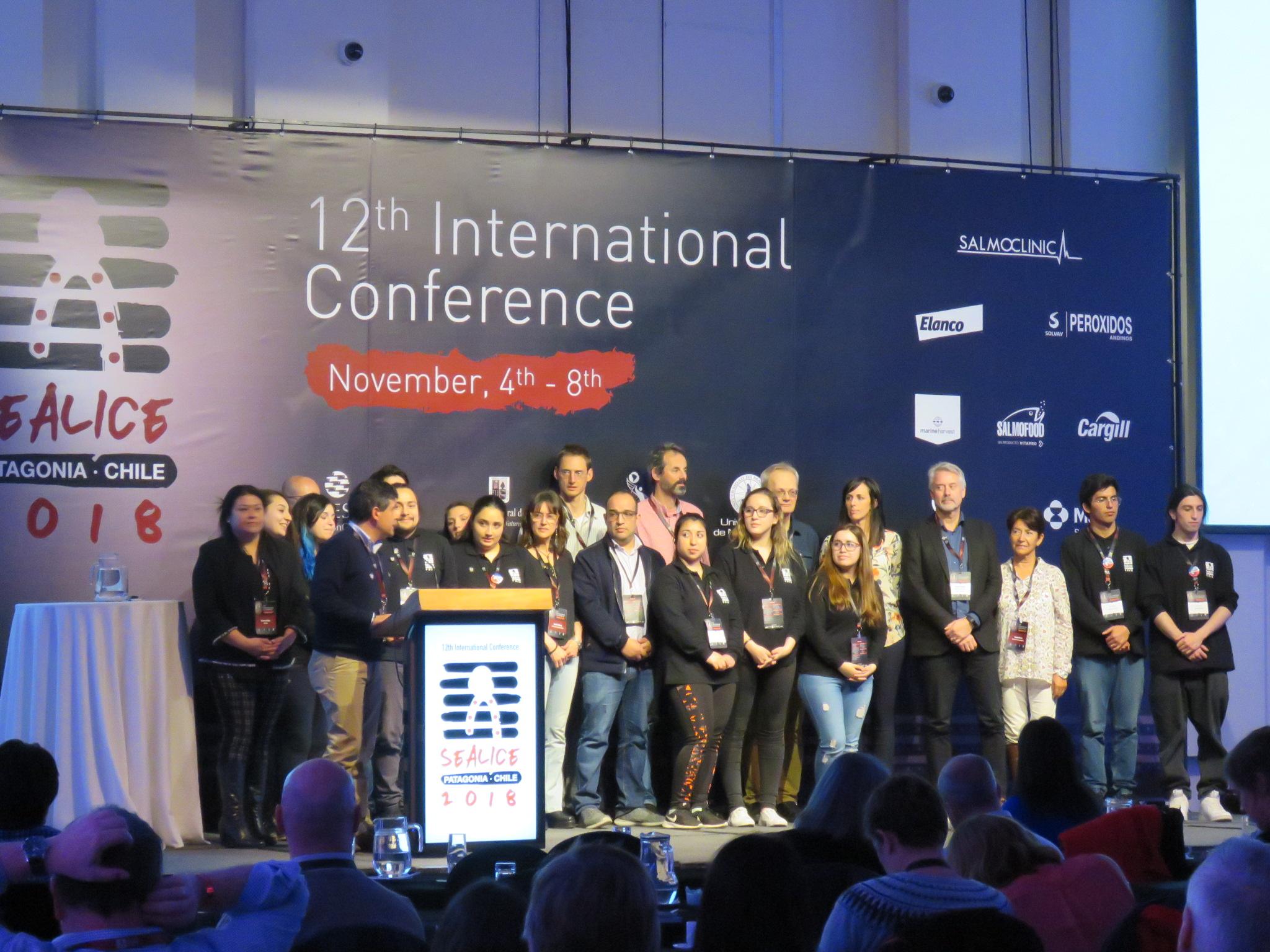 Culminan sesiones de Sealice 2018 y premian a los trabajos más destacados de la conferencia