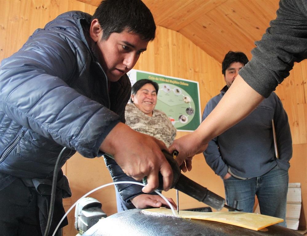 Impartirán en Calbuco curso de soldadura en plástico dirigido a mitilicultores