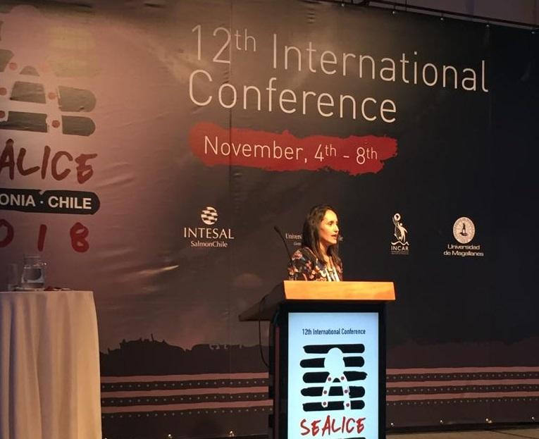 Con destacada participación de investigadores chilenos y extranjeros se realizó Conferencia Sealice 2018