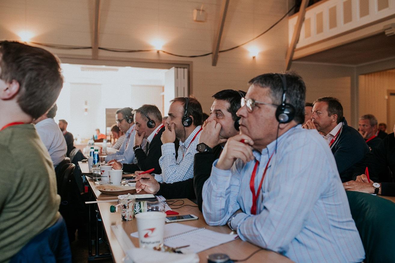 En el mes de junio se efectuará la versión número 21 del seminario Lofoten de Europharma