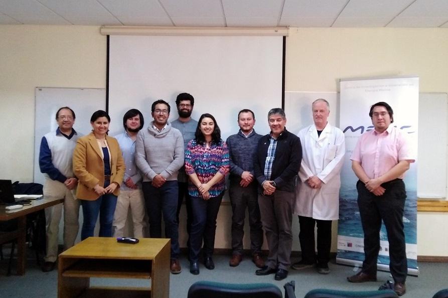 Realizan simposio sobre energía marina en la Región de Magallanes