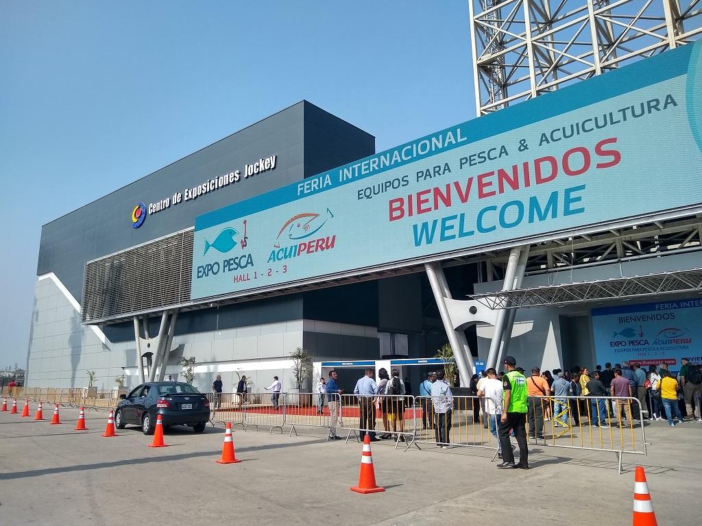 Con premiación a expositores se dio inicio en Lima a la IX Feria Expo Pesca & Acui Perú