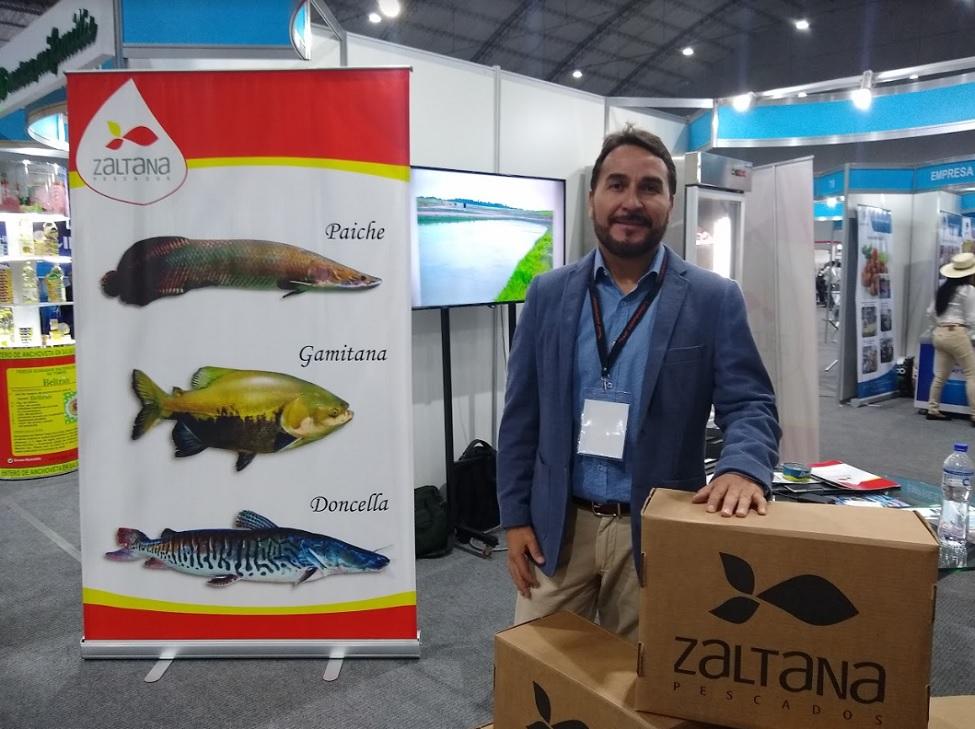 Desde ostiones ahumados hasta filetes de peces amazónicos se exponen en Seafood Lima 2019