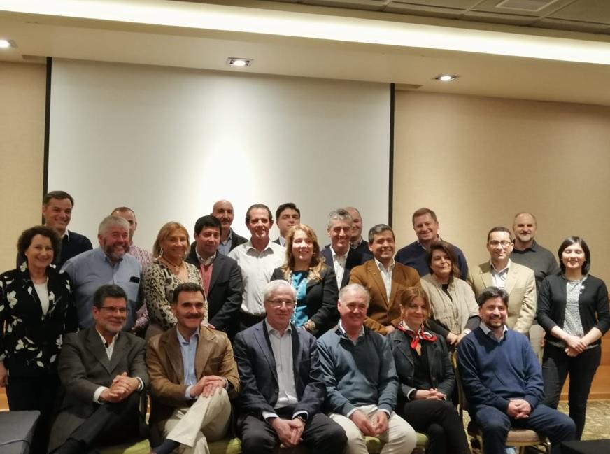 En Puerto Varas realizan lanzamiento del Club de Innovación Acuícola