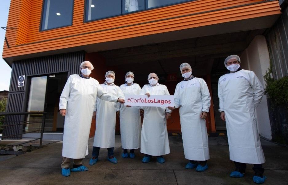 Intendente visita Plus Industrial tras ganar Reto de Innovación COVID- 19 para proteger al personal de salud