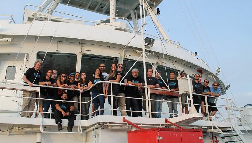 Documental sobre exploración marina en Atacama compite en festival internacional