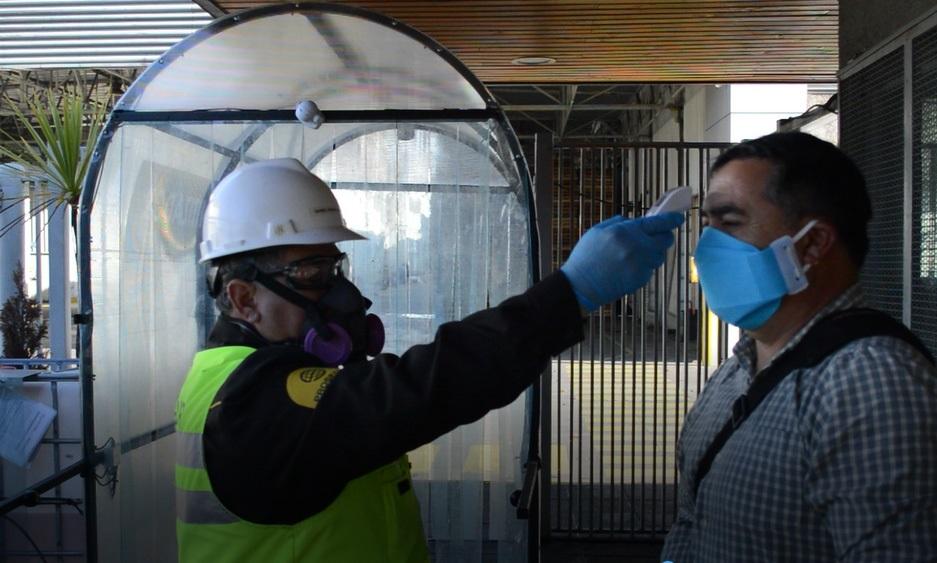 Camanchaca refuerza medidas para evitar contagios de Coronavirus en sus operaciones y la comunidad
