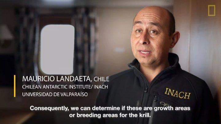 Biólogo Marino UV participa en documental de National Geographic