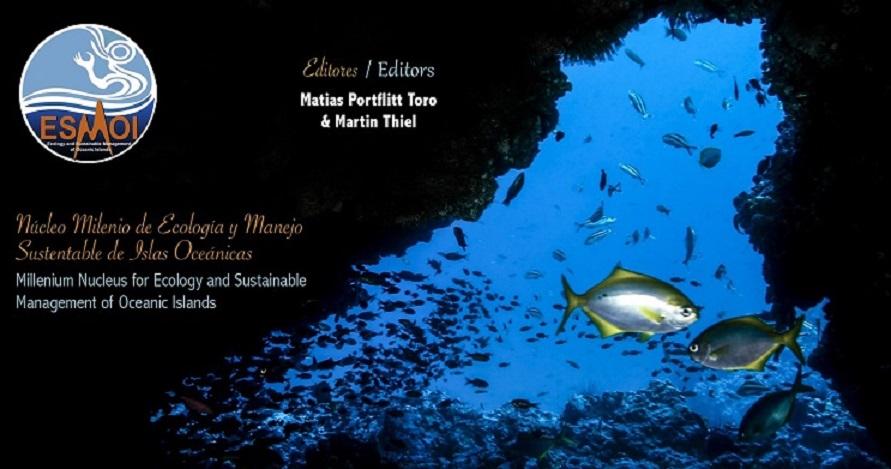 Publican libro que revela los secretos del mar de las Islas Oceánicas Chilenas