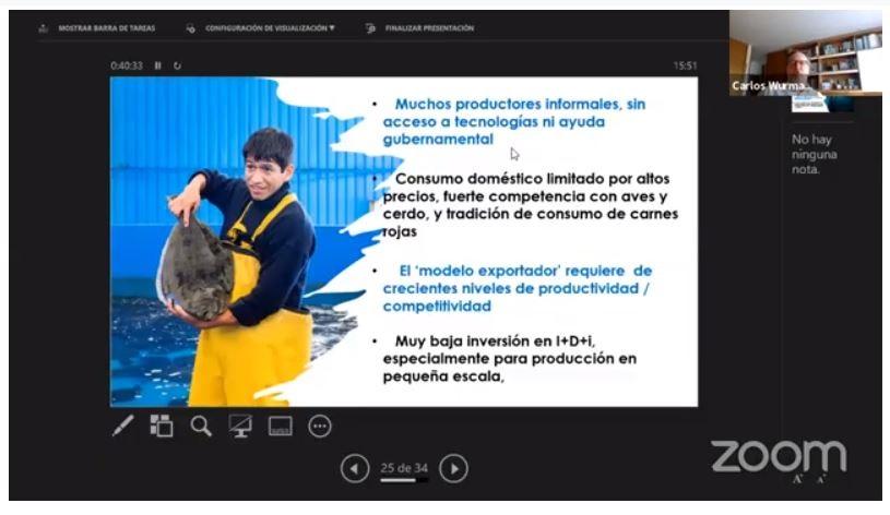Llaman a potenciar investigación y desarrollo en X Foro Iberoamericano de Recursos Marinos y Acuicultura